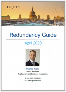 Redundancy Guide for employers