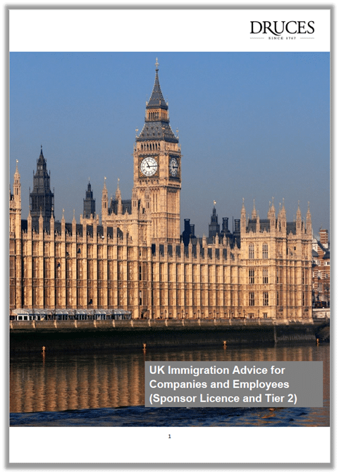 UK Immigration advice for Companies and Employees
